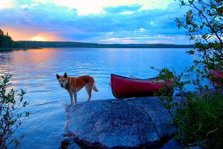 photo by Churchill River Canoe Outfitters